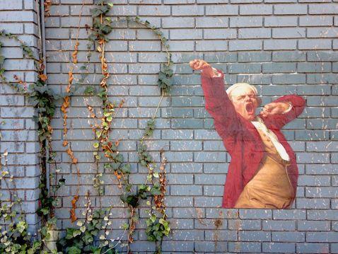 Французький художник створив стріт-арт проект, який заслуговує оплесків