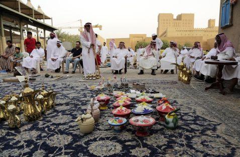 Як ведуть торгівлю на блошиному ринку в Саудівській Аравії