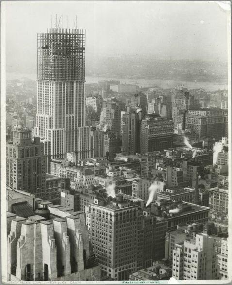20 знімків найбільш знакових світових пам'яток до того, як їх будівництво закінчилося