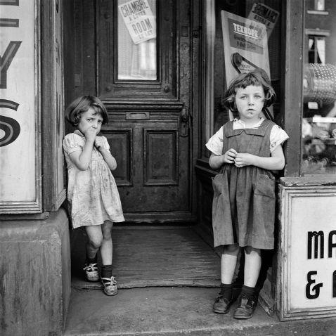 Проникливі й глибокі знімки міського життя Нью-Йорка і Чикаго періоду 50-60-х років