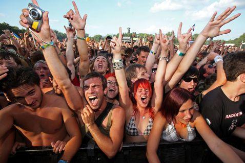 6 кращих музичних фестивалів