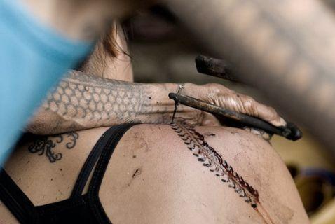 Татуювання народів світу, які перевернуть твоє уявлення про ці малюнки
