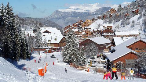 Франція — зірка світової арени гірськолижних курортів