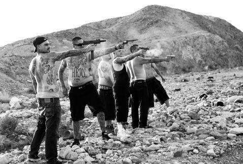 Життя членів мексиканської банди в Каліфорнії