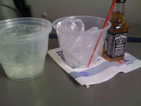 9 причин ніколи не пити спиртне у літаку