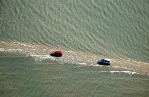 Двічі на день ця дорога стає найнебезпечнішим місцем для власників автомобілів...