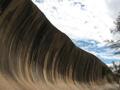 Wave Rock — ця хвиля здатна здивувати будь-кого!