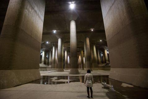 Сцени з підземель, які ваблять і лякають одночасно