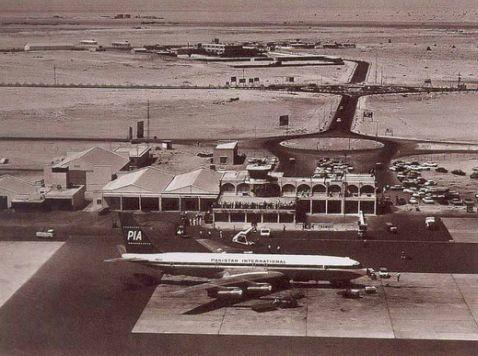 Аеропорт в пустелі