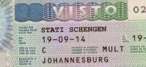 Біометрія на шенген: нові правила отримання візи в Європу