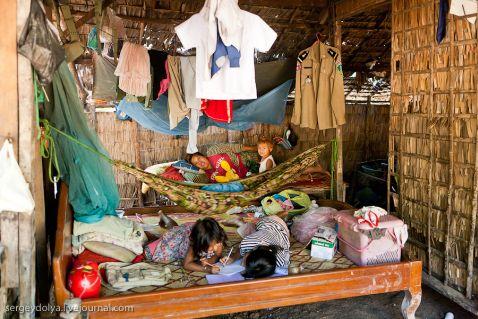 Як живуть в Камбоджі