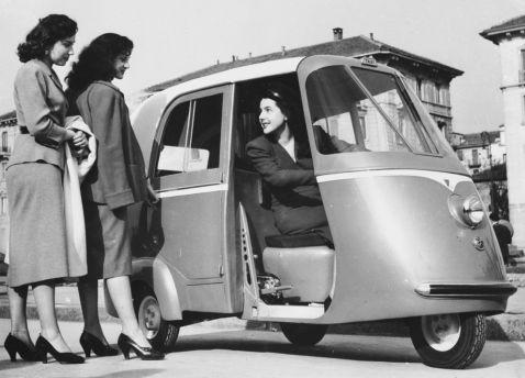 36 незрівнянних знімків Італії 50-х років, які хочеться розглядати