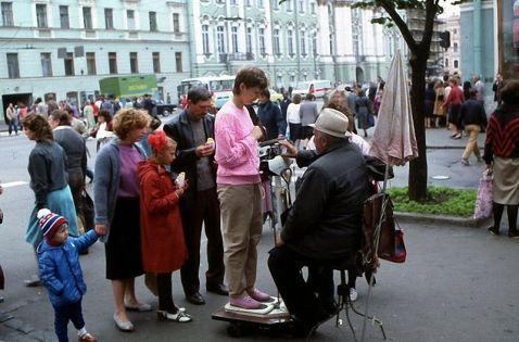 20 знімків Ленінграда часів СРСР, зроблені іноземними туристами