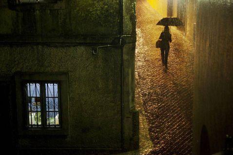 Шум дощу. Фотографії Крістофа Жакро, від яких завмирає серце