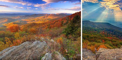 21 незрівнянне місце в США, де осінь сподобається навіть тим, хто її терпіти не може