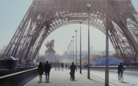 5 художників, музами яких стали великі міста