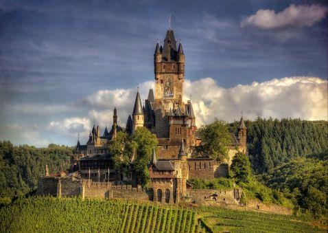 20 запаморочливих замків, які вражають уяву