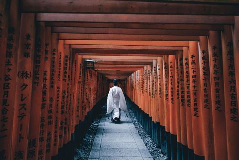 Японський фотограф показав всьому світу, як живуть японці щодня