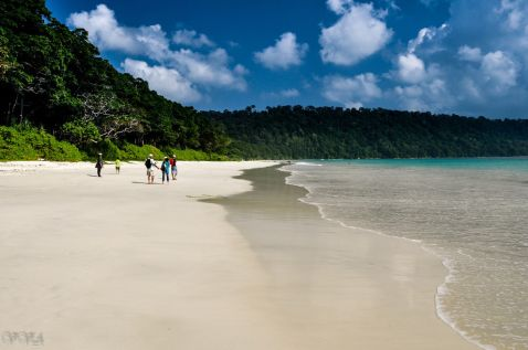 23 неймовірних пляжу, які насправді існують в Індії