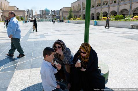 Іран. Схід, як він є