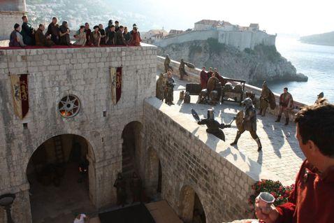 Чоловік з дружиною приїхали до Хорватії, щоб побувати в місцях зйомки «Ігри престолів»