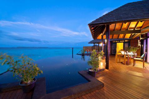 Вигідна пропозиція від The Sun Siyam Iru Fushi Maldives