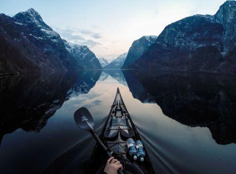 Фото норвезьких фіордів, зроблені цим хлопцем, більше схожі на казкові картинки