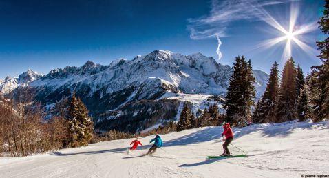 Легендарний гірськолижний курорт Франції, який ви не забудете ніколи в житті!