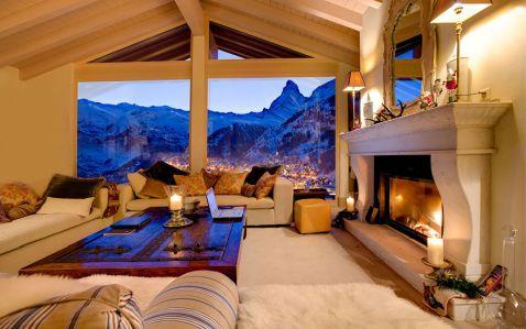 11 розкішних кімнат зі всього світу з самими неймовірними краєвидами з вікна