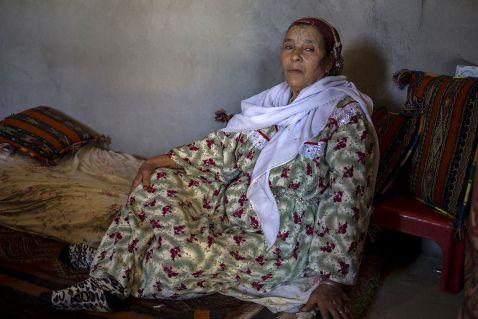 Як захищаються від злих духів берберські жінки