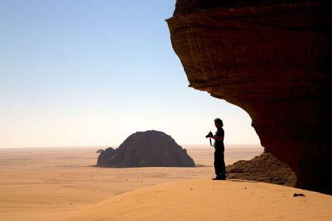 Від Шпіцбергена до Сахари: найбільш пустельні місця Землі