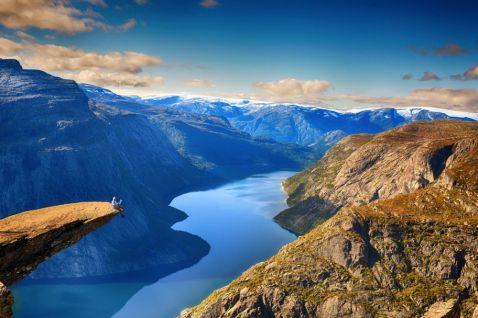 22 потрясных знімка Норвегії, які змусять твоє серце прискорено битися