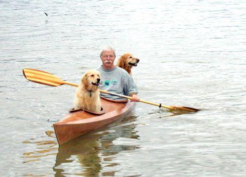 Ти не повіриш, коли дізнаєшся, хто є пасажиром цього човна!