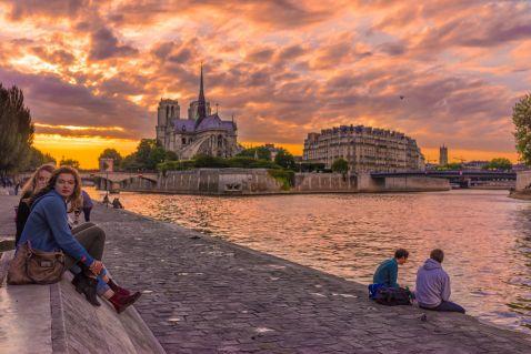 27 причин, чому Париж — це столиця світу