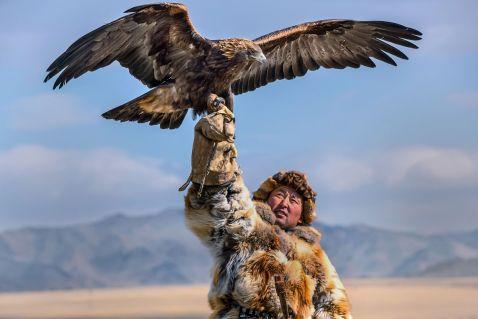 Фестиваль «Золотий орел» в Монголії. Просто дух захоплює!