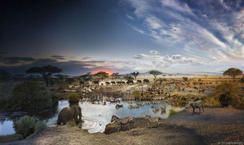 День і ніч в одному знімку: 21 приголомшливе фото найвідоміших місць