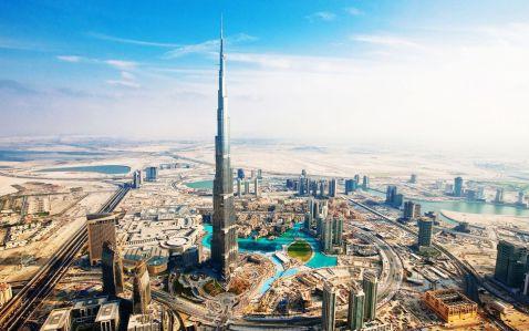 Дубай стає найпопулярнішим туристичним центром світу!