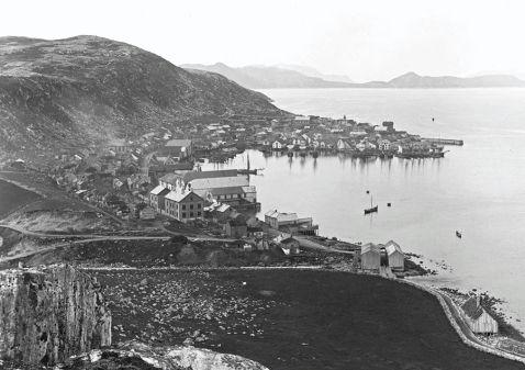 Норвегія: тоді і зараз. Рідкісні знімки, яким більше 100 років