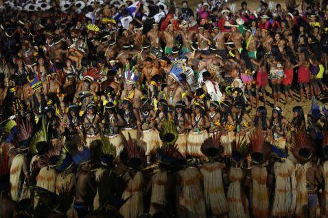 1-е Всесвітні Ігри корінних народів
