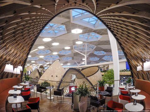 Найкрасивіший аеропорт в світі: Баку, Азербайджан