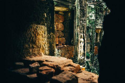 Занедбані храми Камбоджі. Потойбічні краси