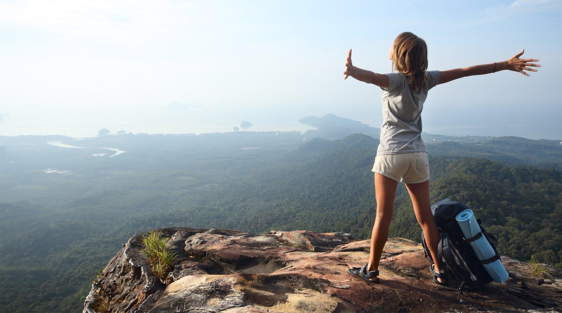 7 наукових фактів, які доводять, що подорож корисно для здоров'я