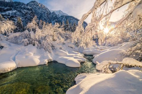 20 місць на Землі, які зима робить ще прекраснішим