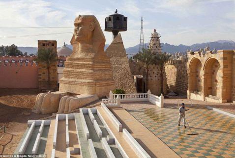 18 сумних фото про те, як єгипетські курорти перетворюються в міста-примари