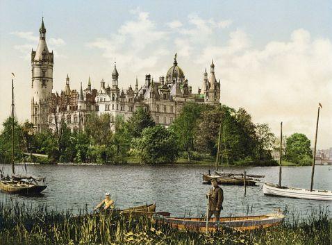 9 рідкісних кольорових знімків Німеччини в 1900 році, до того, як вона була зруйнована війнами