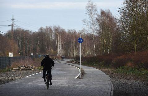 У Німеччині відкрилася частина 100-кілометровій велосипедної супермагістралі
