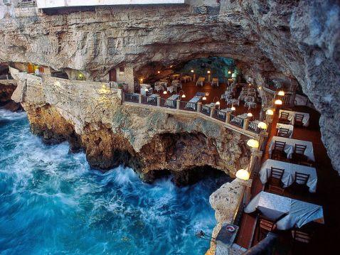 Обід в цьому італійському ресторані ти будеш пам'ятати все життя!