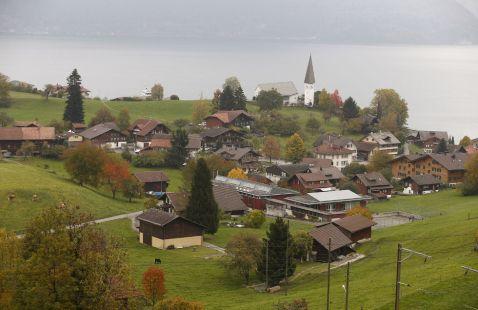 Секретні бункери і бомбосховища Швейцарії