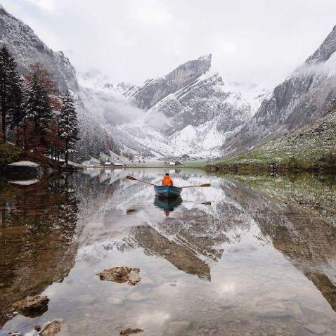 26 казкових знімків з незабутніх подорожей по Швейцарії