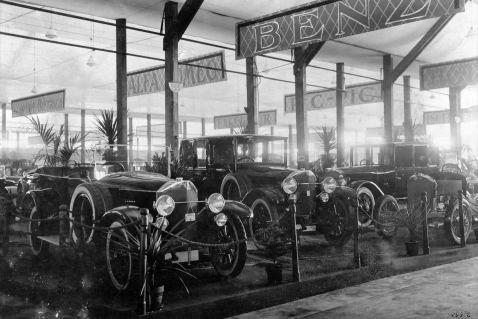 Кращі моделі Mercedes за всю історію створення марки